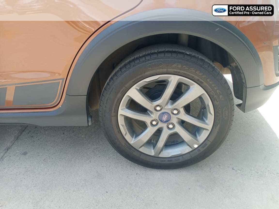 Ford Freestyle Titanium Plus Diesel BSIV