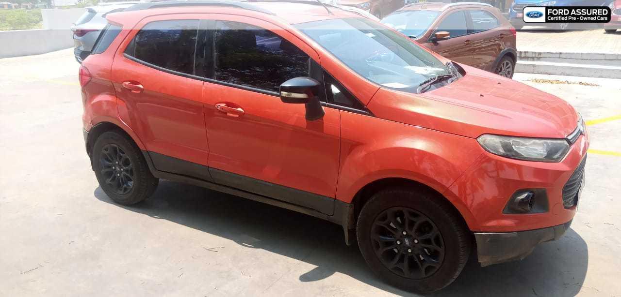Ford Ecosport 2015-2021 1.5 TDCi Titanium Plus BE BSIV