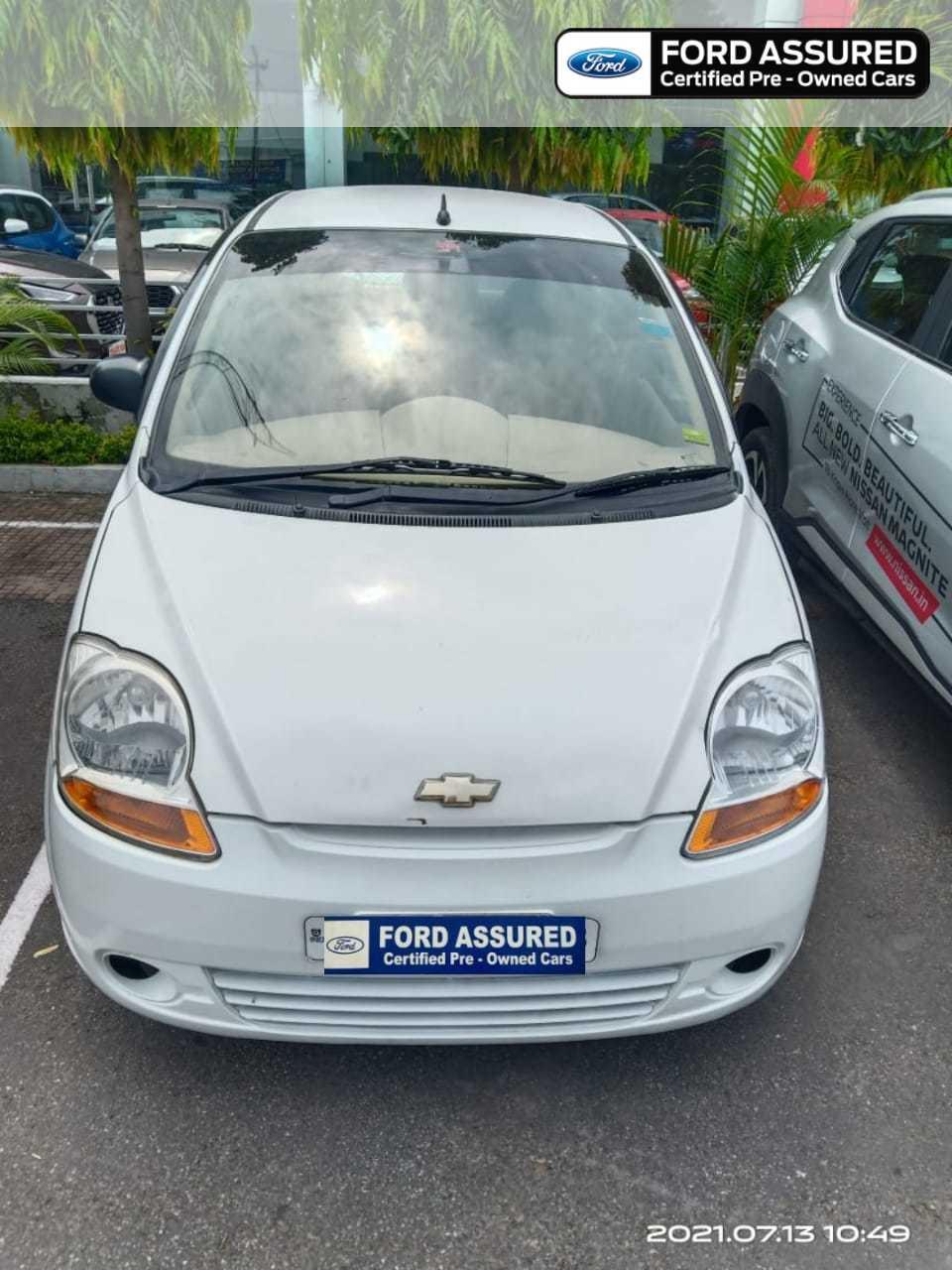 Chevrolet Spark 2007-2012 1.0