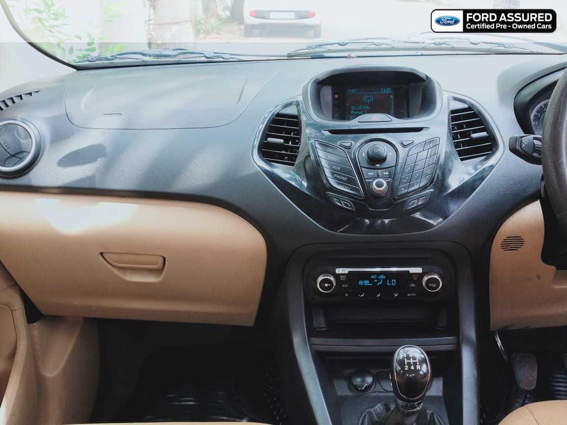 Ford Aspire 1.5 TDCi Titanium Plus