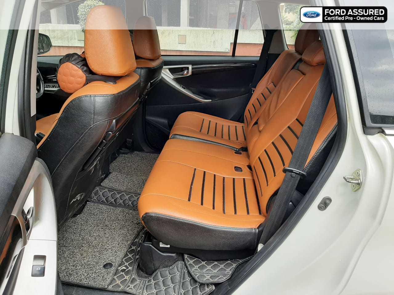 Toyota Innova Crysta 2016-2020 2.4 VX MT