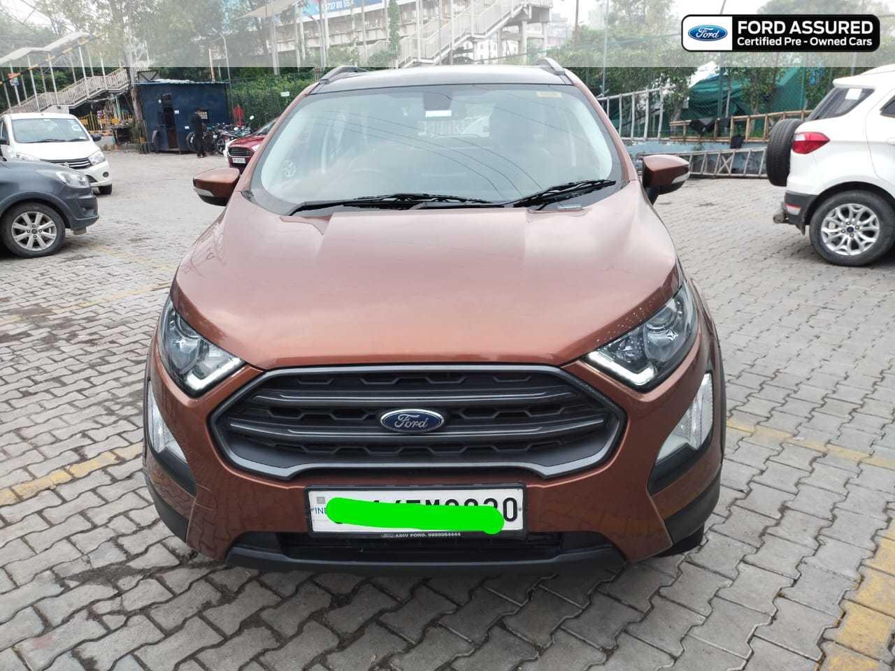 Ford EcoSport Titanium Diesel