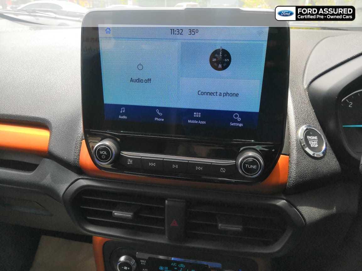 Ford Aspire 1.2 Ti-VCT Titanium Plus