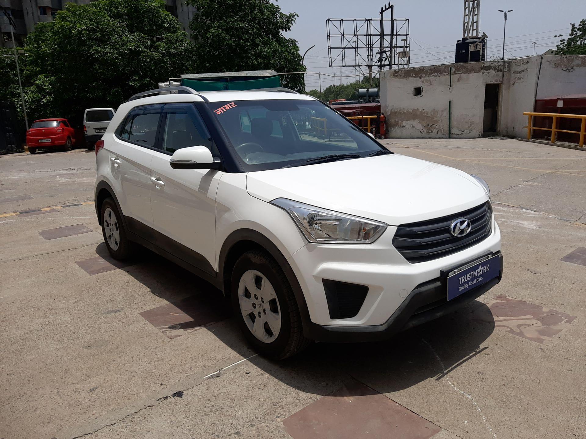 Hyundai Creta 1.6 E Plus