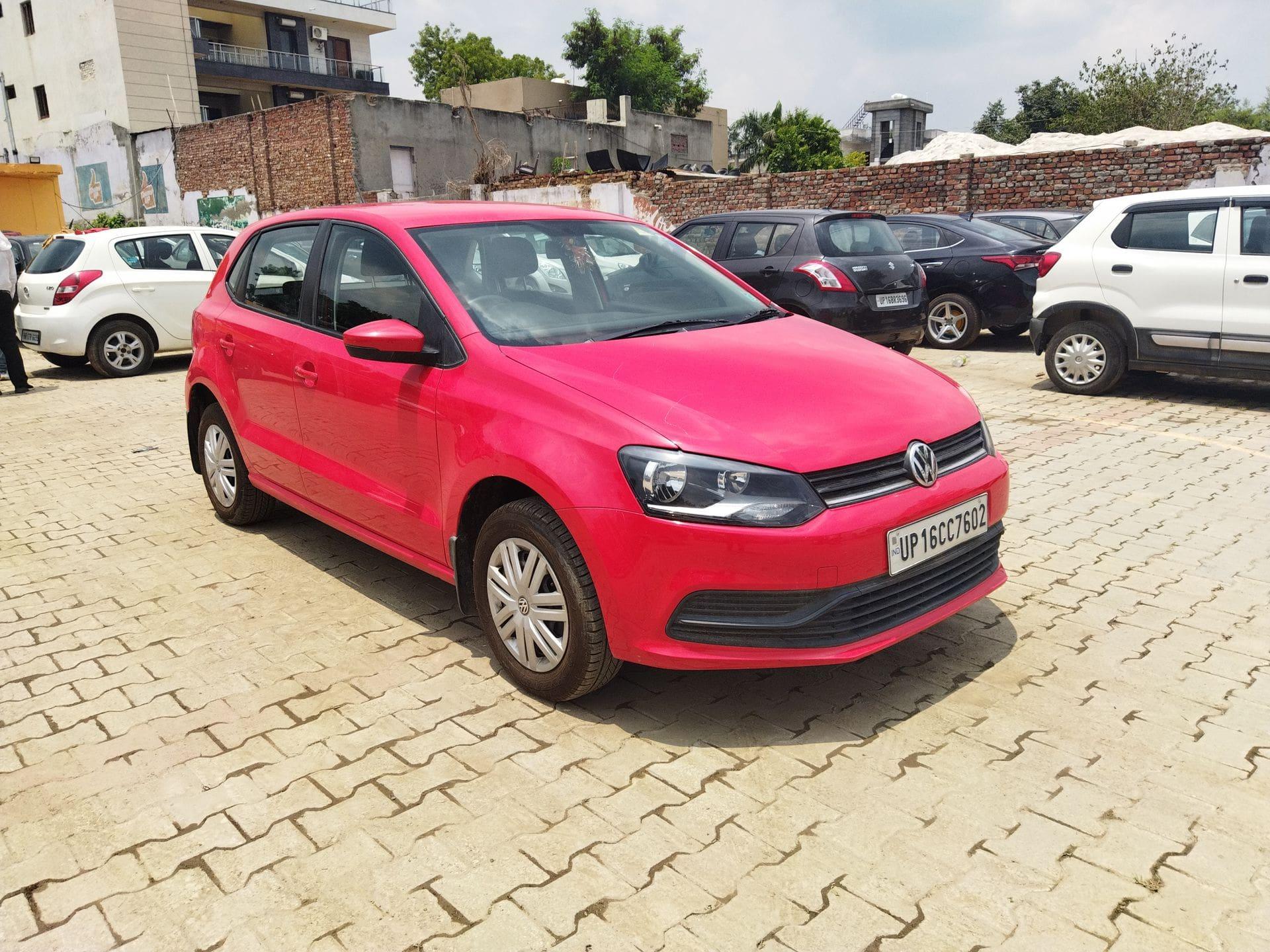 Volkswagen Polo 1.0 Mpi Trendline