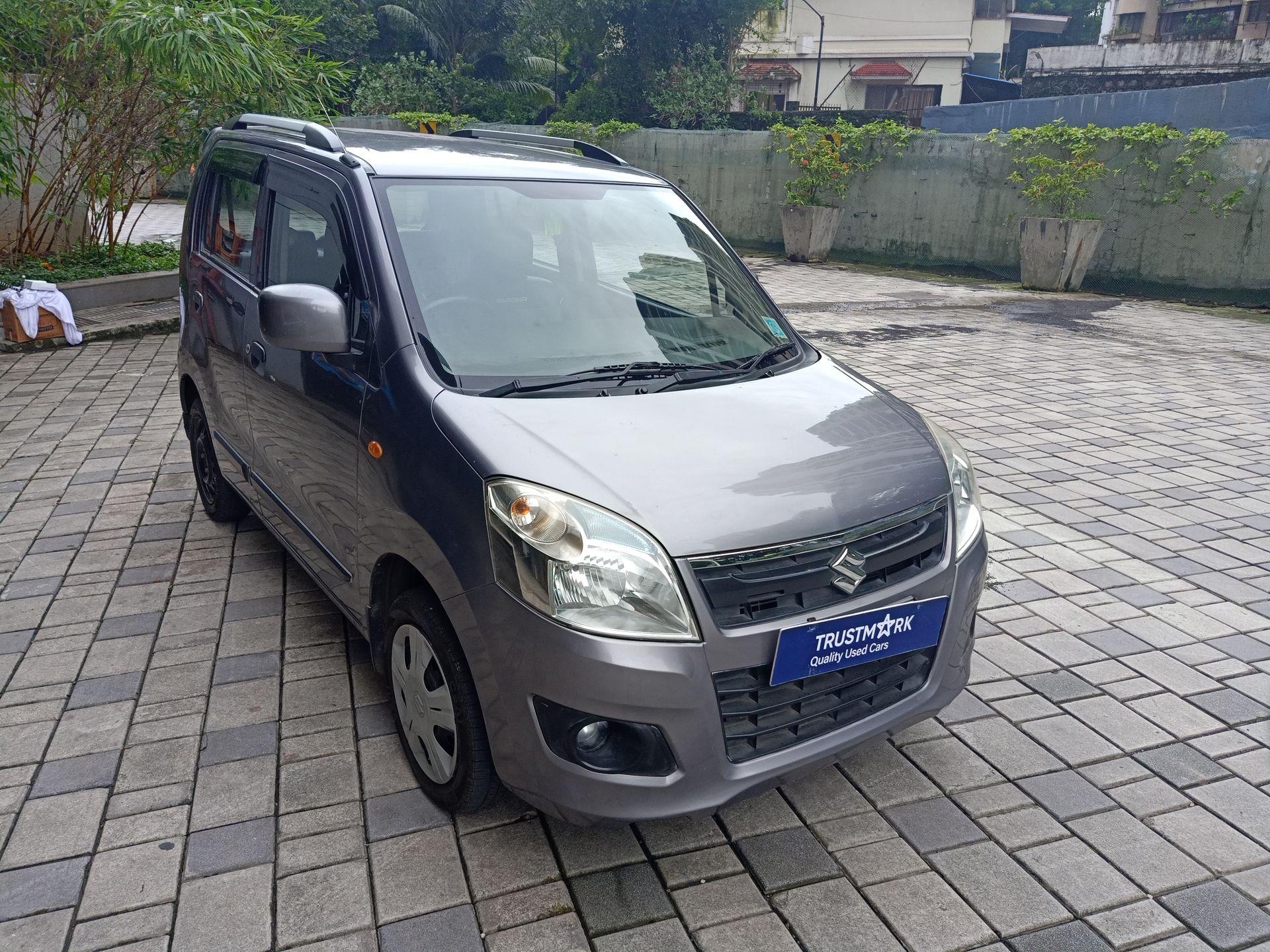 Maruti Wagon R Vxi Opt